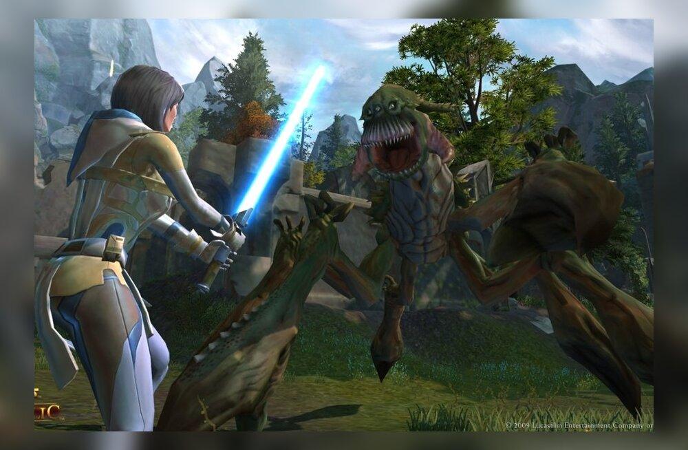 """""""Star Wars: The Old Republic"""" on nüüdsest ka tasuta mängitav!"""