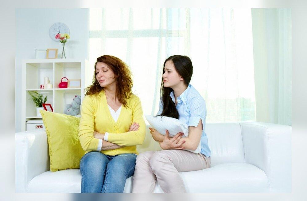 Miks pole täiskasvanud lastel võimalik oma vanematega tülitsemata läbi saada?
