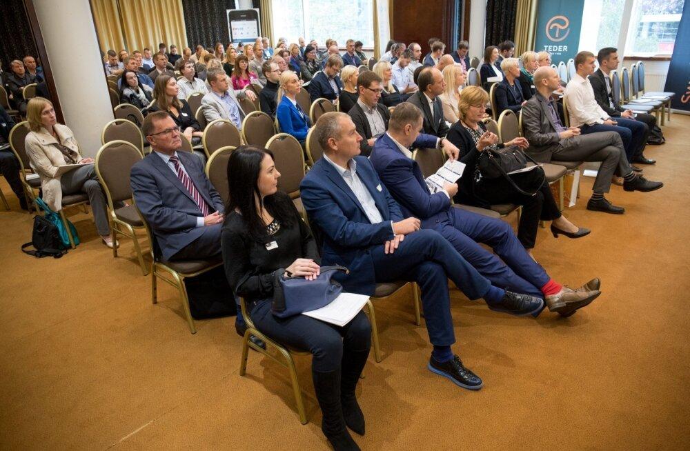 Kinnisvarateemaline konverents Viru Keskuses