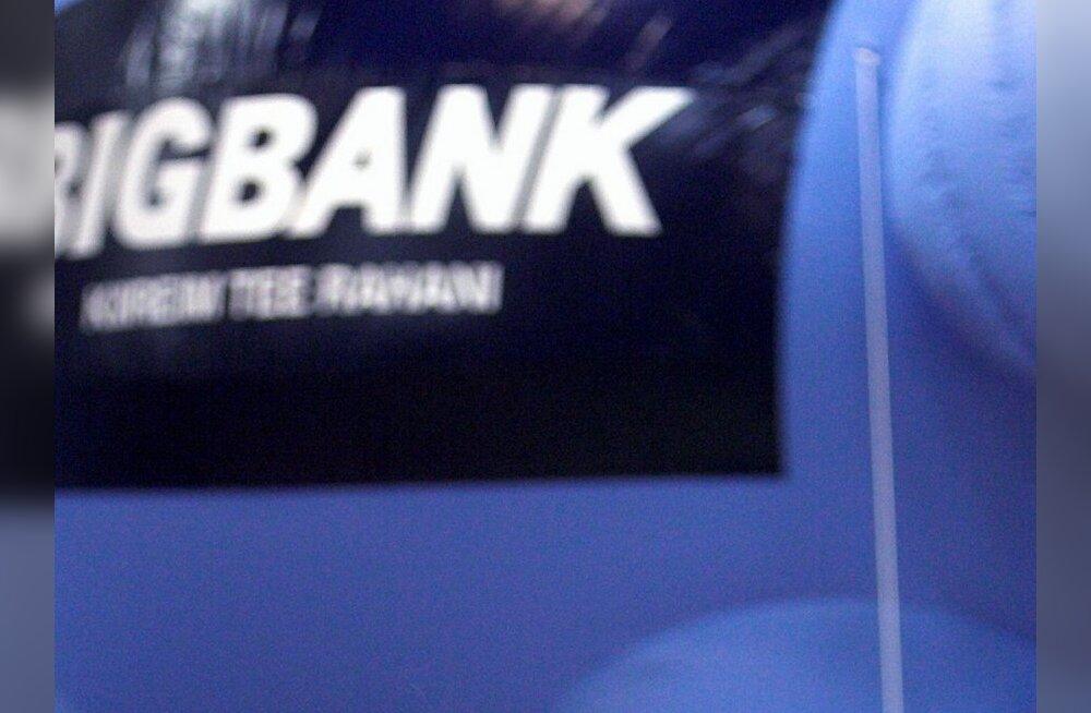 Bigbank läks üle lahe kõrgete intressidega soomlaste hoiuseid jahtima