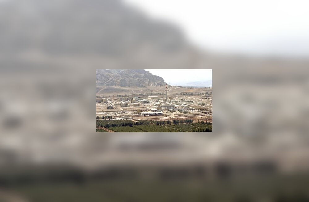 Iraani tuumakompleks Isfahanis
