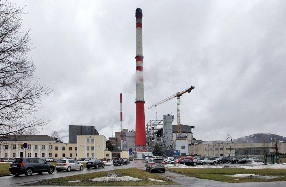 В Кохтла-Ярве в ходе сноса конструкции погиб рабочий
