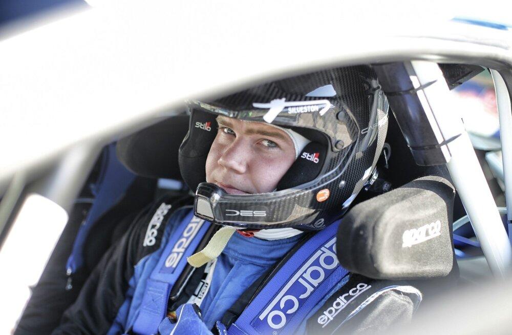 Esimest korda R5 ralliautoga sõitev Ken Torn on Saaremaa ralli üks tõmbenumbreid.