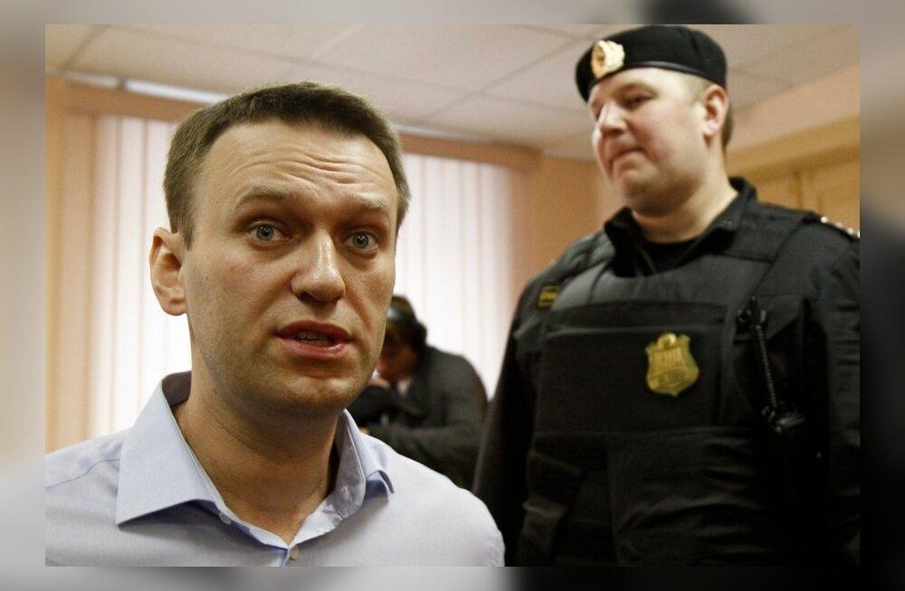 Kohus kuulutas Aleksei Navalnõi telefoni pealtkuulamise seaduslikuks