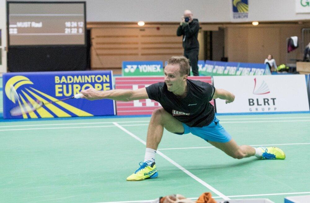 Yonex Estonian International Sulgpalli Euroopa karikaetapp