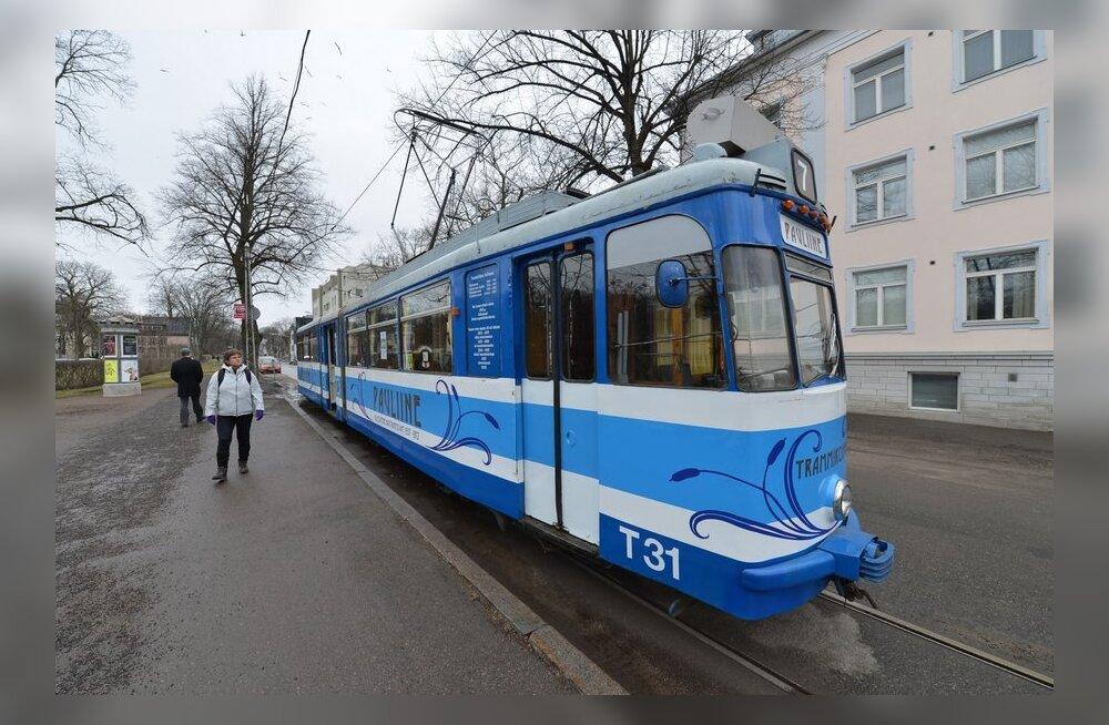 Тендер по закупке новых трамваев для Таллинна преследует интересы Испании?