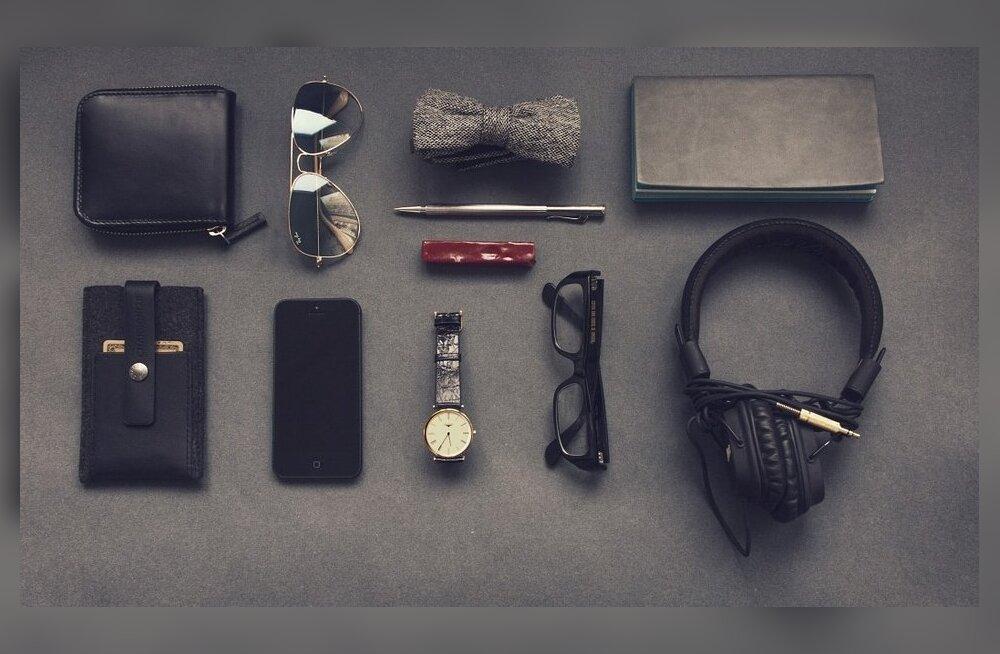 Viis vidinat palju reisivale tehnoloogiahuvilisele