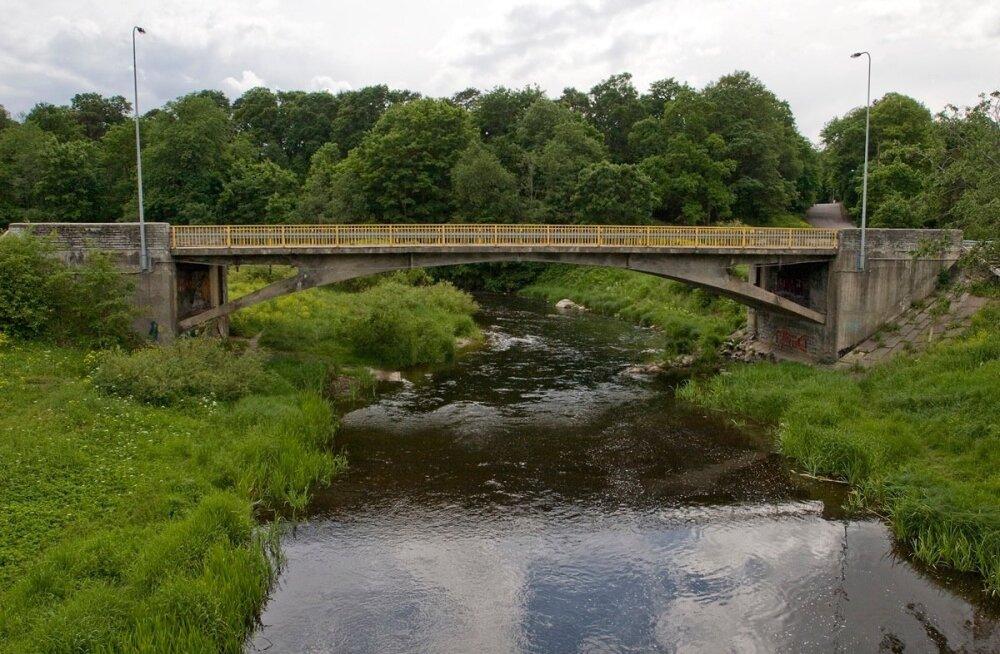 Lükati tee sild suletakse remondi tarvis 2,5 kuuks