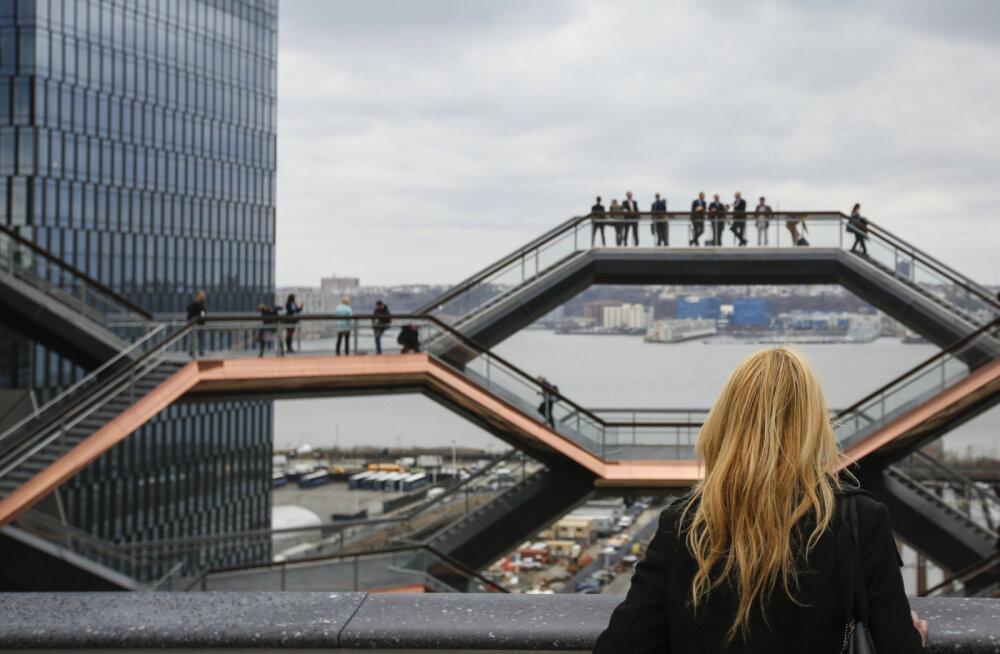 Только для самых смелых! В Нью-Йорке откроется самая высокая смотровая площадка в западном полушарии