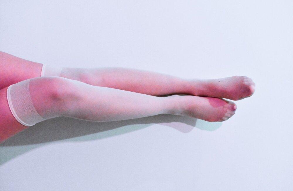Ravisukk võib jalas välja näha väga peen ja nägus