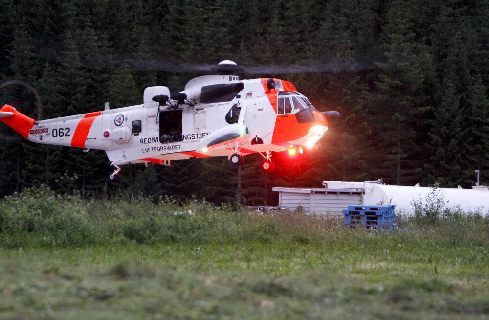 Norra ranniku lähistel saatis tormis hädasignaali Vene jäälõhkuja
