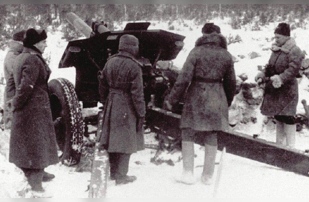 Põhjalik ülevaade: Eesti laskurkorpus Kuramaa märtsipealetungis 1945