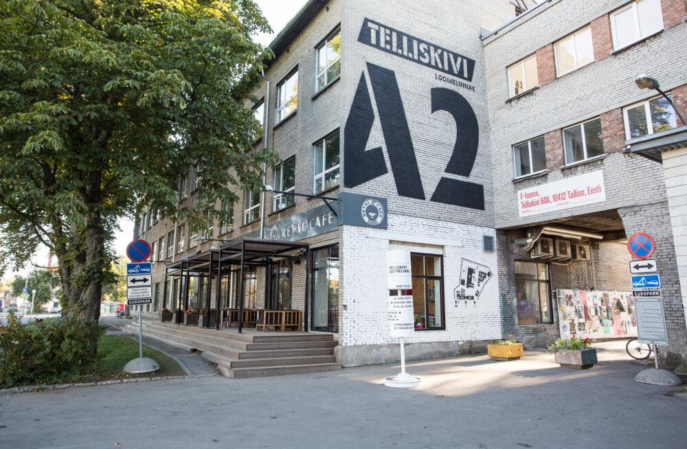 Tallinn nimetati maailma vingeimate loomekeskuste hulka