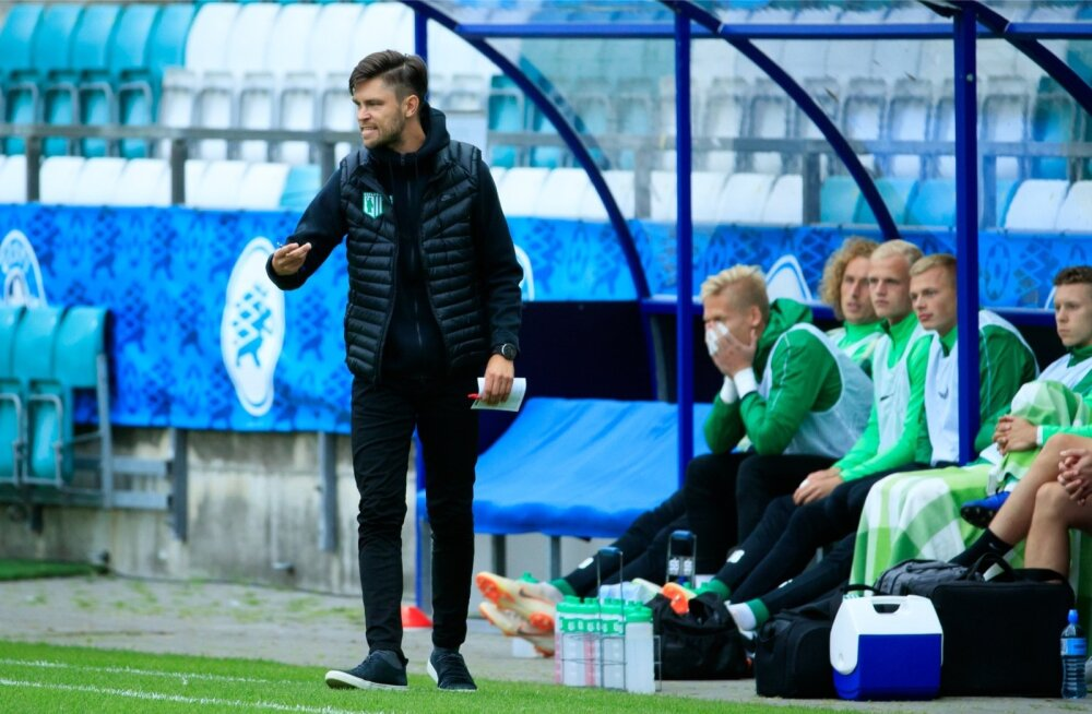 Jalgpall FC Flora vs FK Radnicki Niš