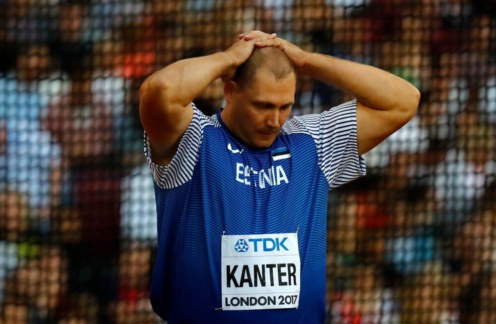 Gerd Kanteril on karjääri viimasel hooajal peamurdmist kõvasti.