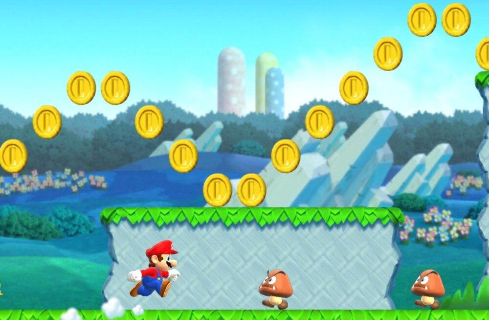 Nintendo otsus mobiilimänge toota tasus imeliselt ära, aga kahe üllatusega