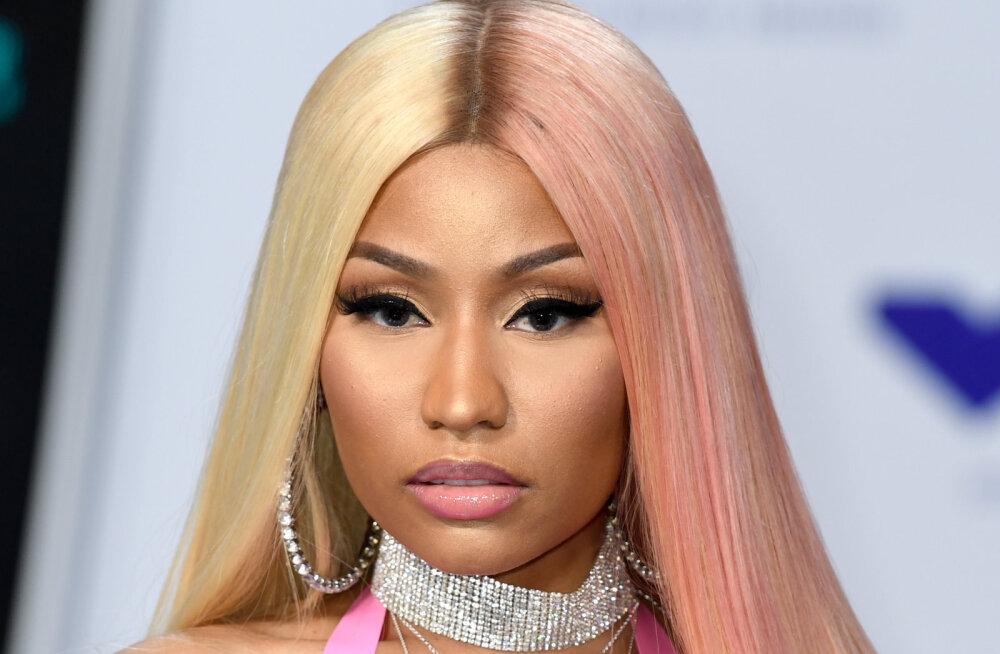 Nicki Minaj jagab fännidega raseduse raskusi: ma ei teadnud, et see võib lausa terve päeva kesta