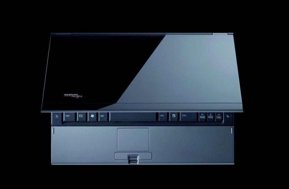 Fujitsu Siemens Computersi sülearvuti võitis auhinna