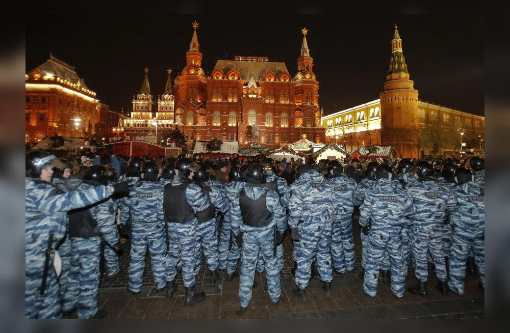 Задержанного в Москве гражданина Эстонии Константина Кузьмина освободили