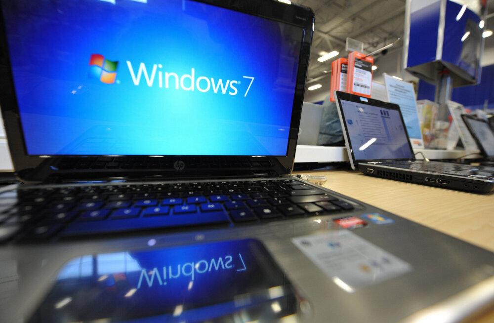 Kuidas opsüsteem Windows 7 pensionile läks: korduma kippuvad küsimused