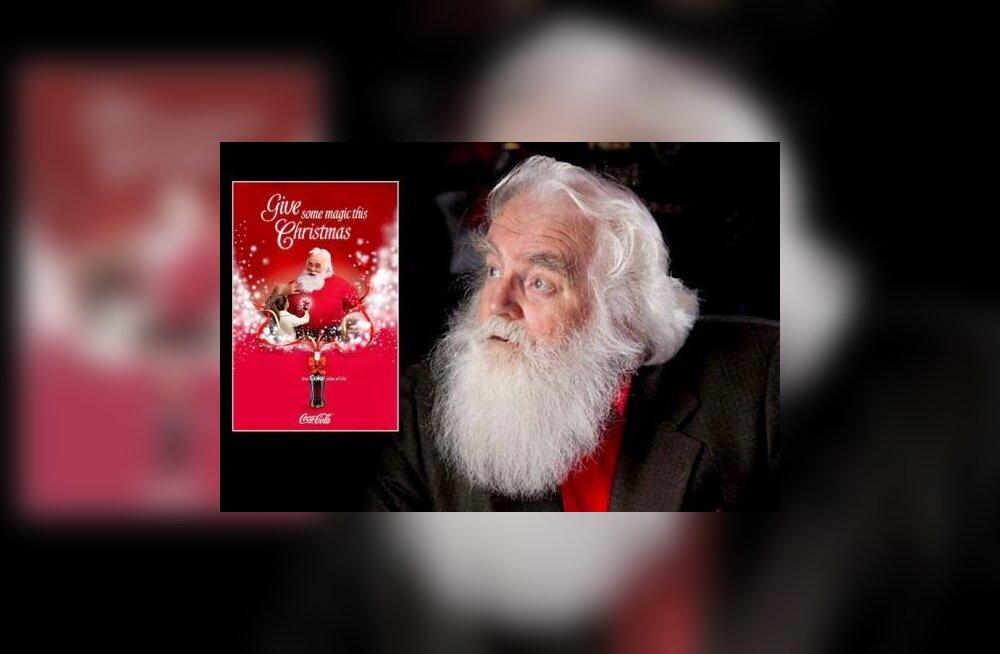 Coca-Cola kuulsate reklaamide jõuluvana on surnud