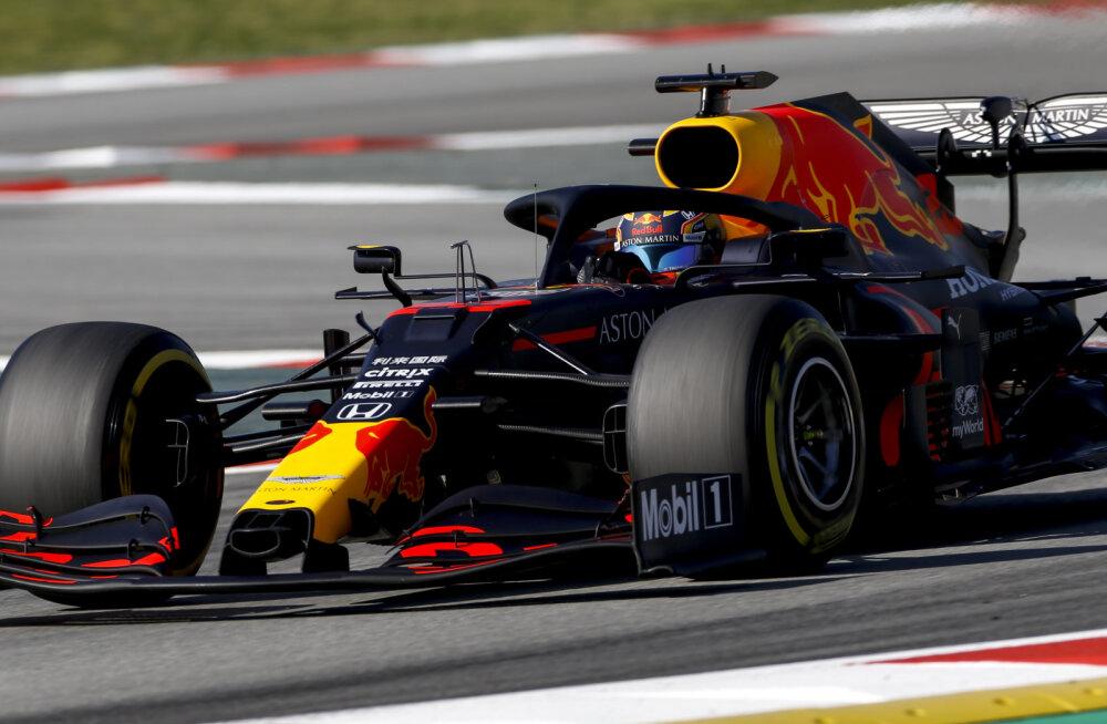 Red Bull nimetas varem noorteprogrammist välja visatud brasiillase oma varusõitjaks