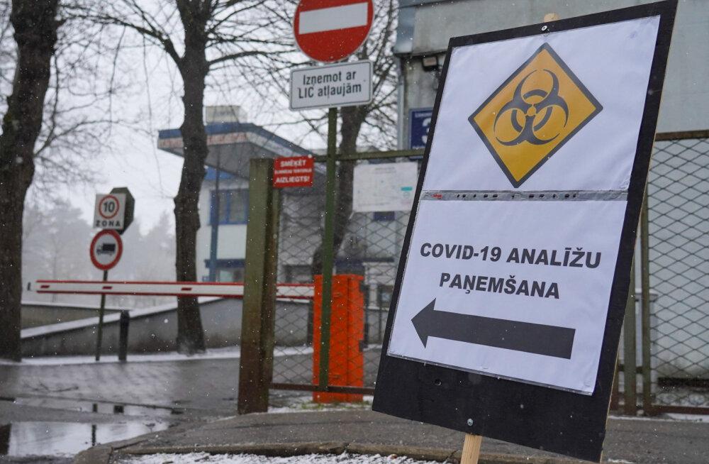 Läti tervishoiuminister: Eesti ja Leedu poliitikud kehtestasid näiliselt rangeid koroonareegleid, mis aga ei toiminud