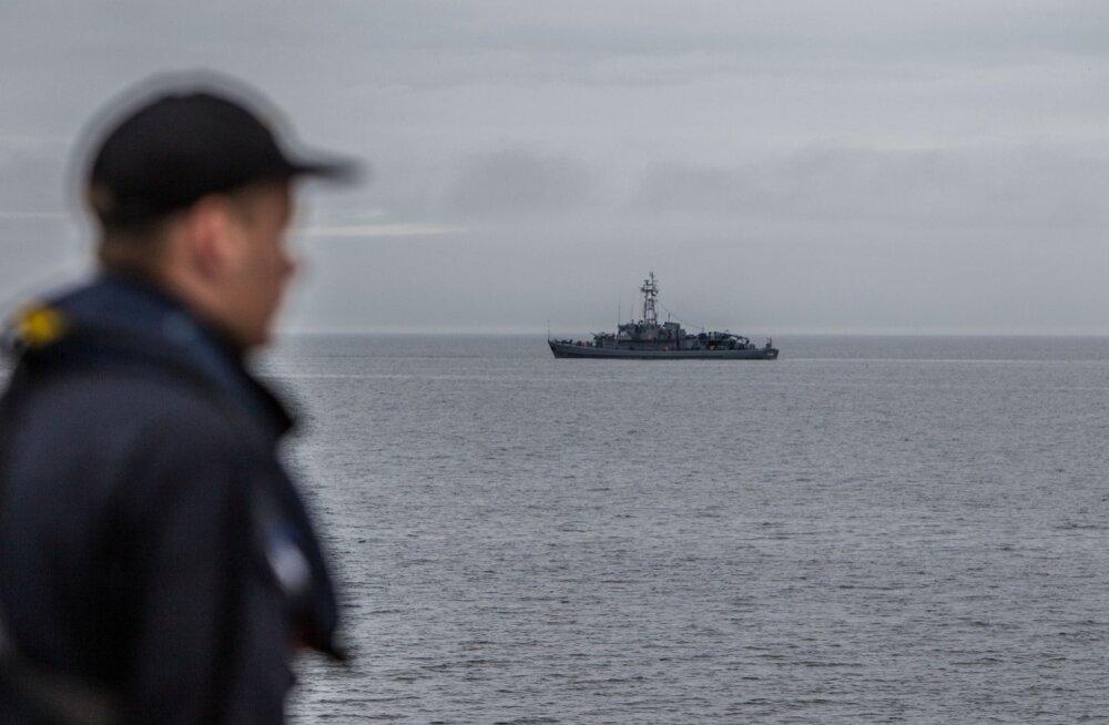 INTERVJUU | Kaitseminister Jüri Luik: NATO sõjalaevad hakkavad edaspidi Läänemerel tihedamalt liikuma