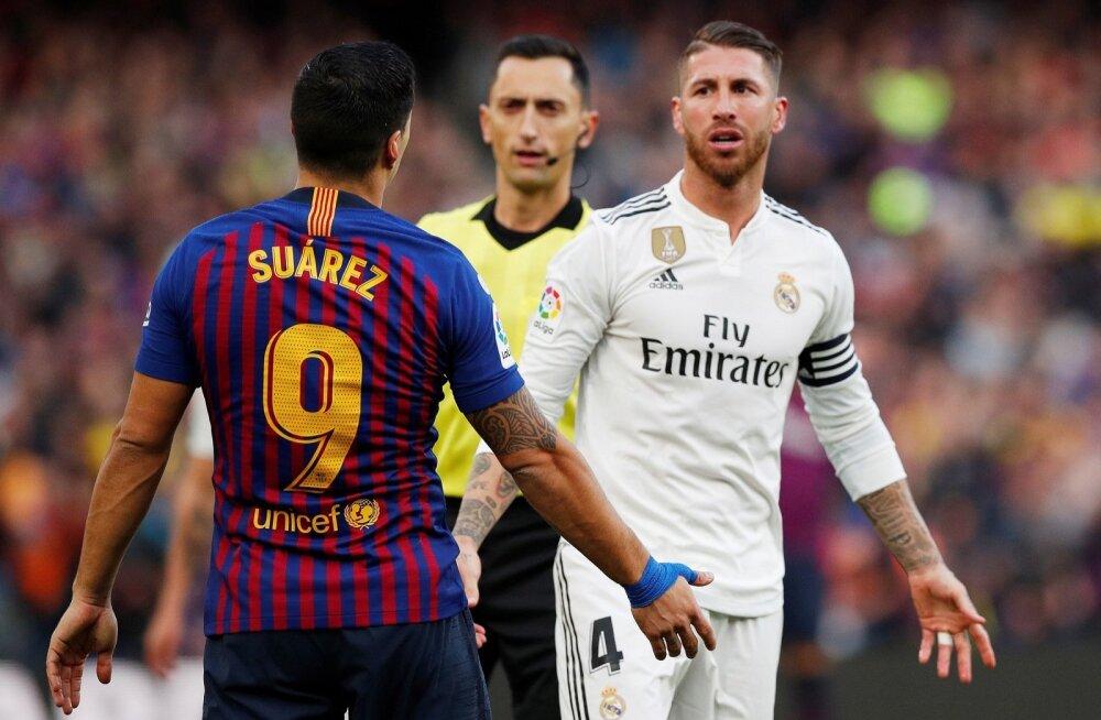 FC Barcelona ja Madridi Real hakkaksid mõlemad mängima uues Superliigas.