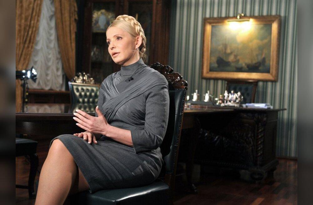 Ukraina algatas Tõmošenko suhtes uue kriminaalasja