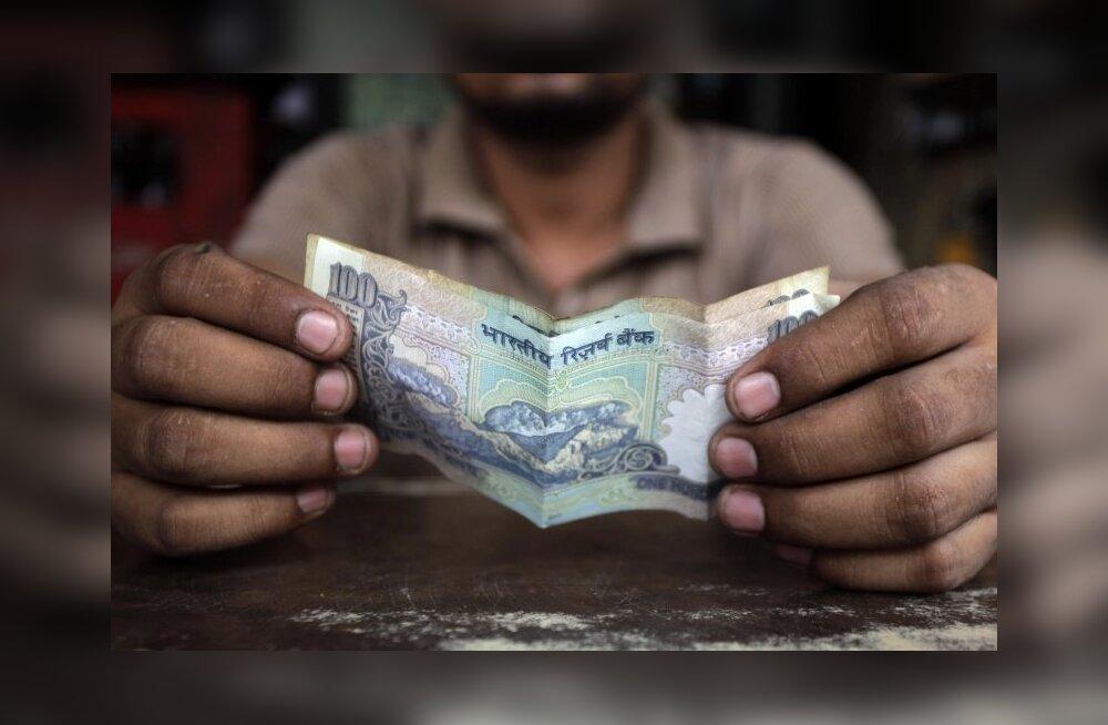 India äri eripära – vahetusraha puudumise tõttu saate tagasi vaid maiustusi!