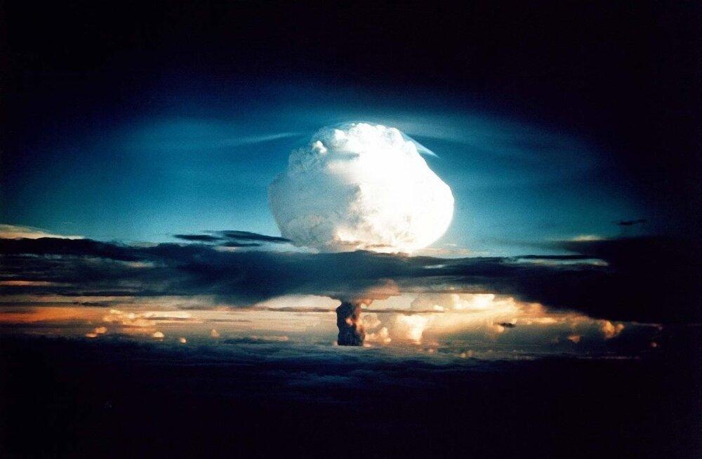 Teadlastel on mõjuv seletus, miks tuumarünnak on liiga ohtlik, et ükski riik seda tõesti proovida julgeks