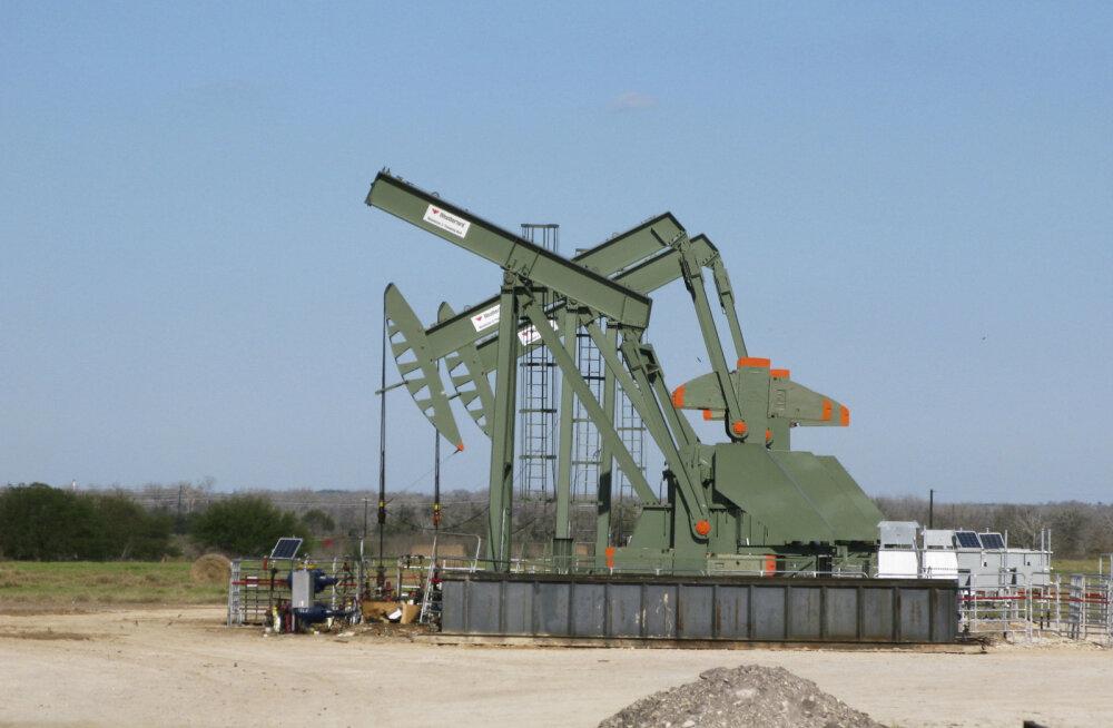 Nafta hinna lühike taastumine lõppes