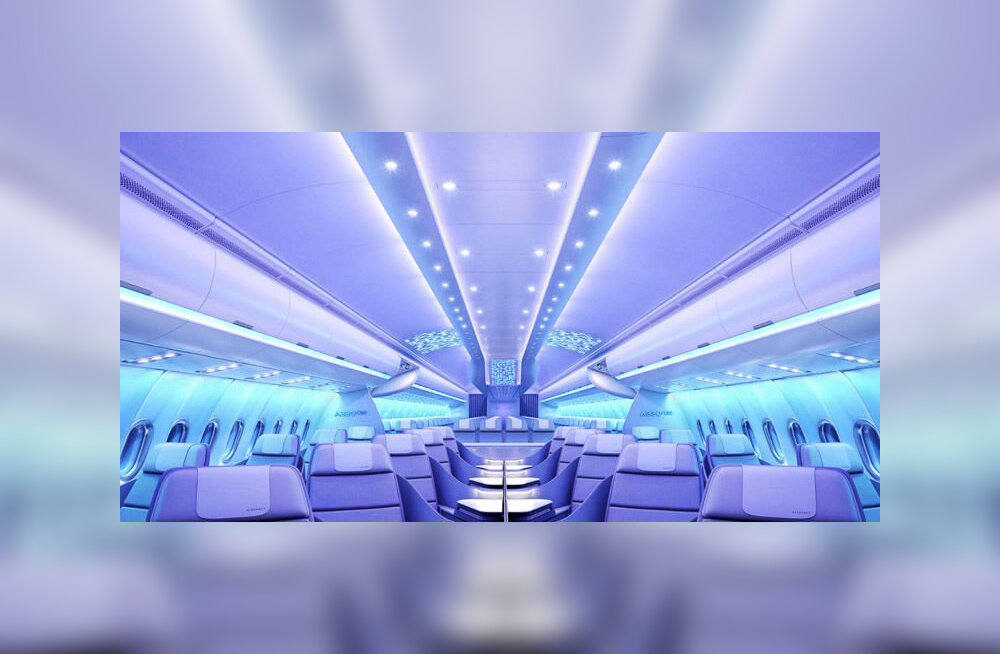 Какими будут самолеты будушего