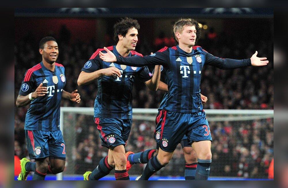 e59fa0eab92 Võiduka Saksa MM-koondise tugitala liigub Bayernist Reali - Sport