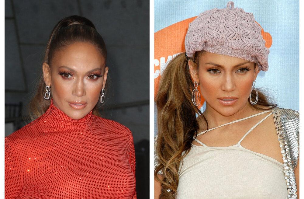 Ninast rindadeni: kirurg avaldab, mida Jennifer Lopez oma välimusega tegelikult teinud on