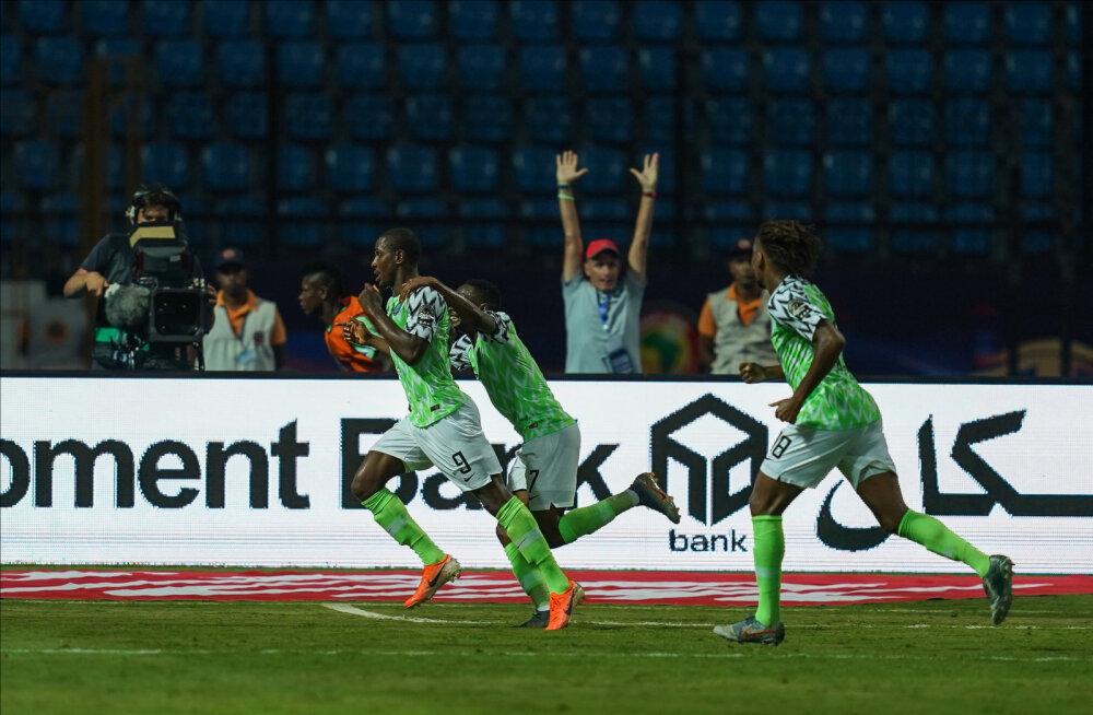 Nigeeria jalgpallurid
