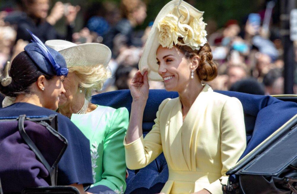 FOTOD   30 üllatavat kuninglikku riietuseset või aksessuaari, millel on varjatud tähendus