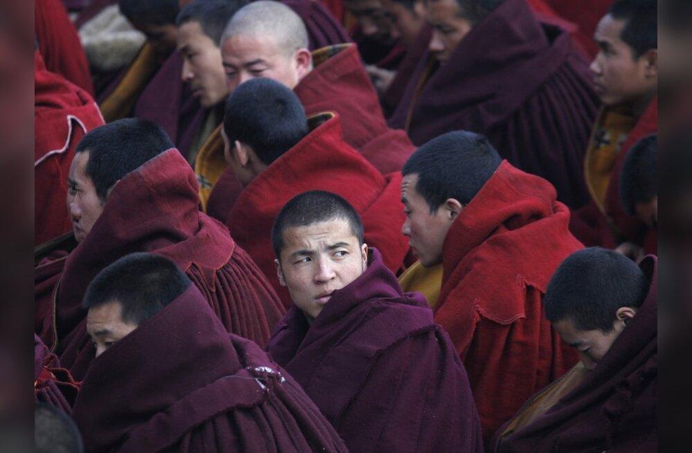 Tiibeti kloostris hukkus kokkupõrkes Hiina politseiga kaks inimest