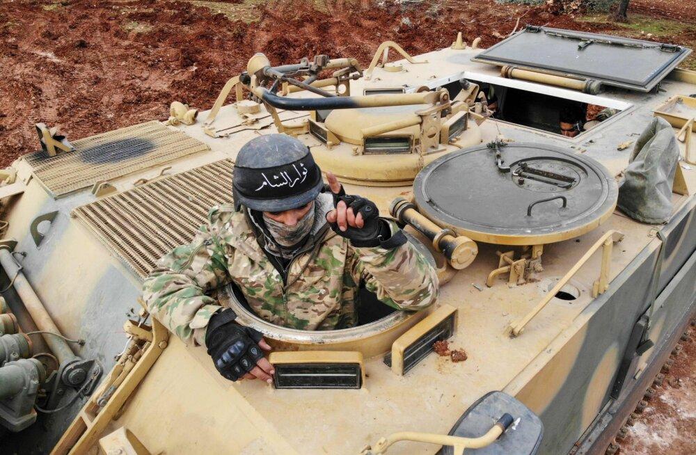 Türgi president Erdoğan ähvardab rünnata Assadi vägesid kogu Süürias