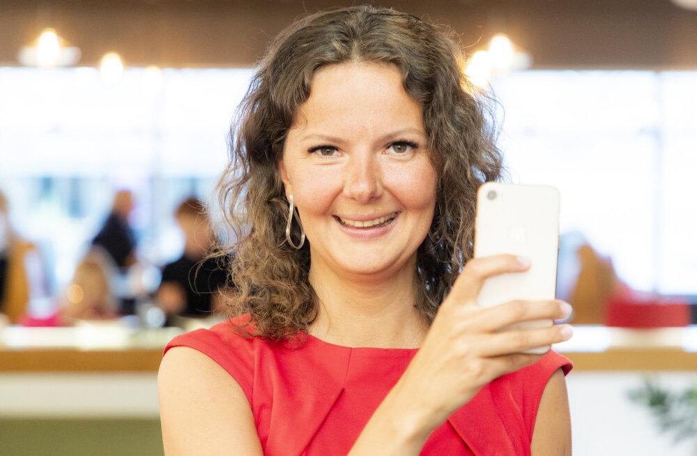 Triin Katariina Tammert: suures majas on rohkem võimalusi