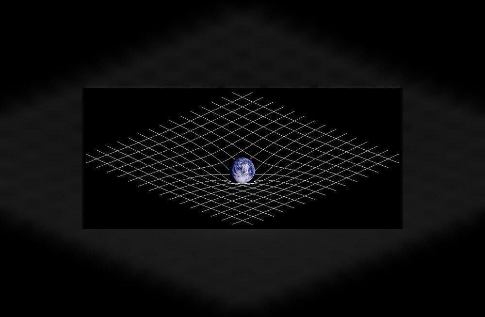 """Füüsikute avastus: meie aegruum on nagu libe """"ülivedelik"""""""
