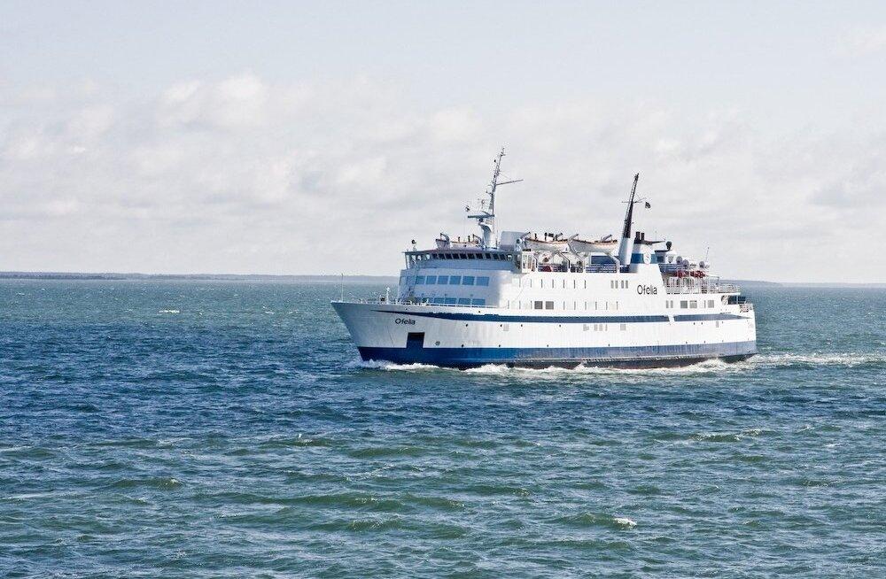 Эстония и Латвия начнут искать оператора паромной линии Вентспилс - Сааремаа