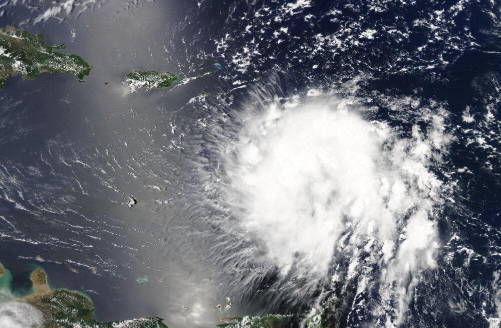 Puerto Ricole läheneb troopiline torm Dorian, välja kuulutati eriolukord