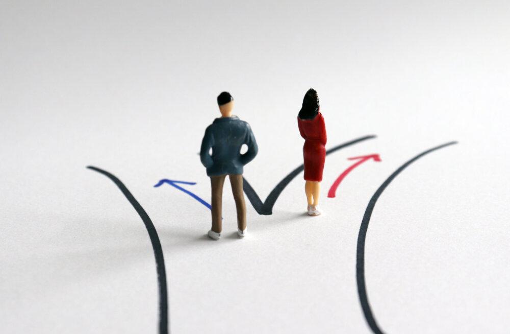 Pihtimus: kuidas meie abielu ainult üheainsa jutuajamisega lihtsalt läbi sai