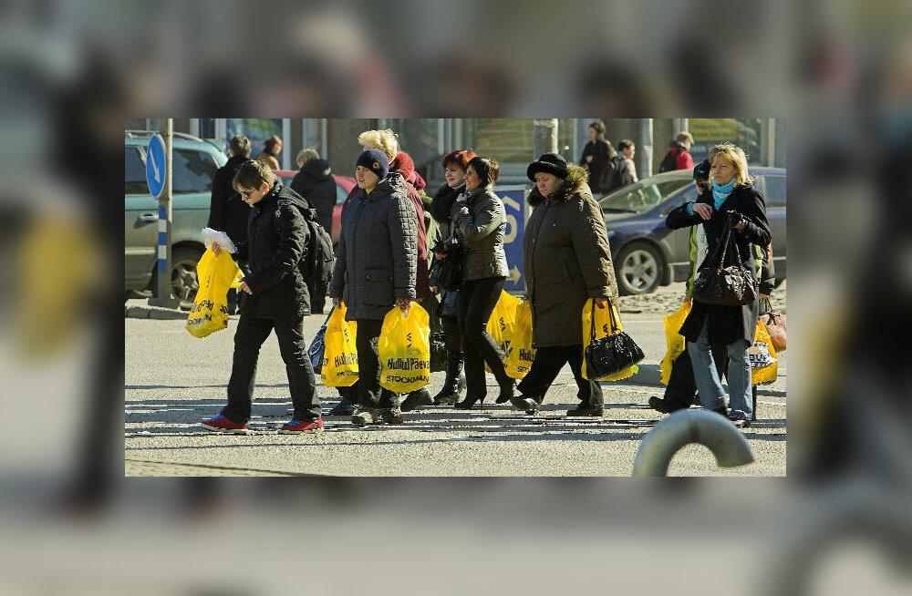 Stockmann: Kaubamaja matkib hullusid päevasid