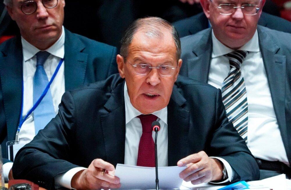 Lavrov: Suurbritannia seisukoht Skripalide mürgitamise asjus on lasteaed