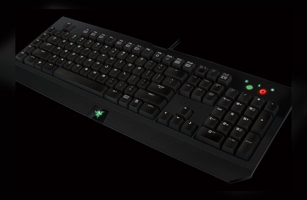 Musti leski igale maitsele elik menukas klaviatuur on tagasi!