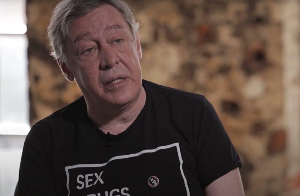 Михаил Ефремов обжалует запрет на прогулки под домашним арестом