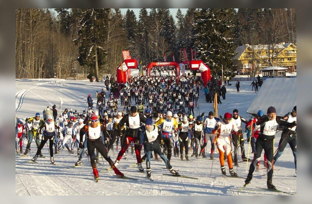 Viru maraton, foto Tarmo Haud